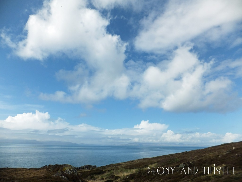 A weekend in Gigha | peonyandthistle.com