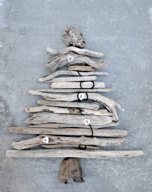 Alternative Christmas Trees on Peony and Thistle's Blog